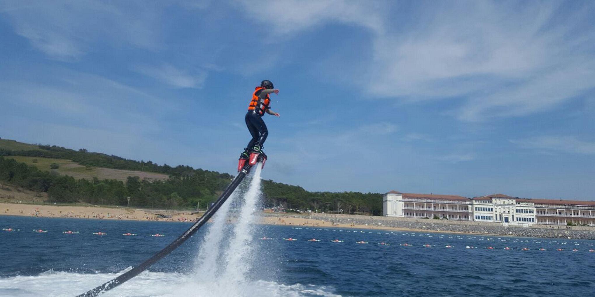 Flyboard Bilbao