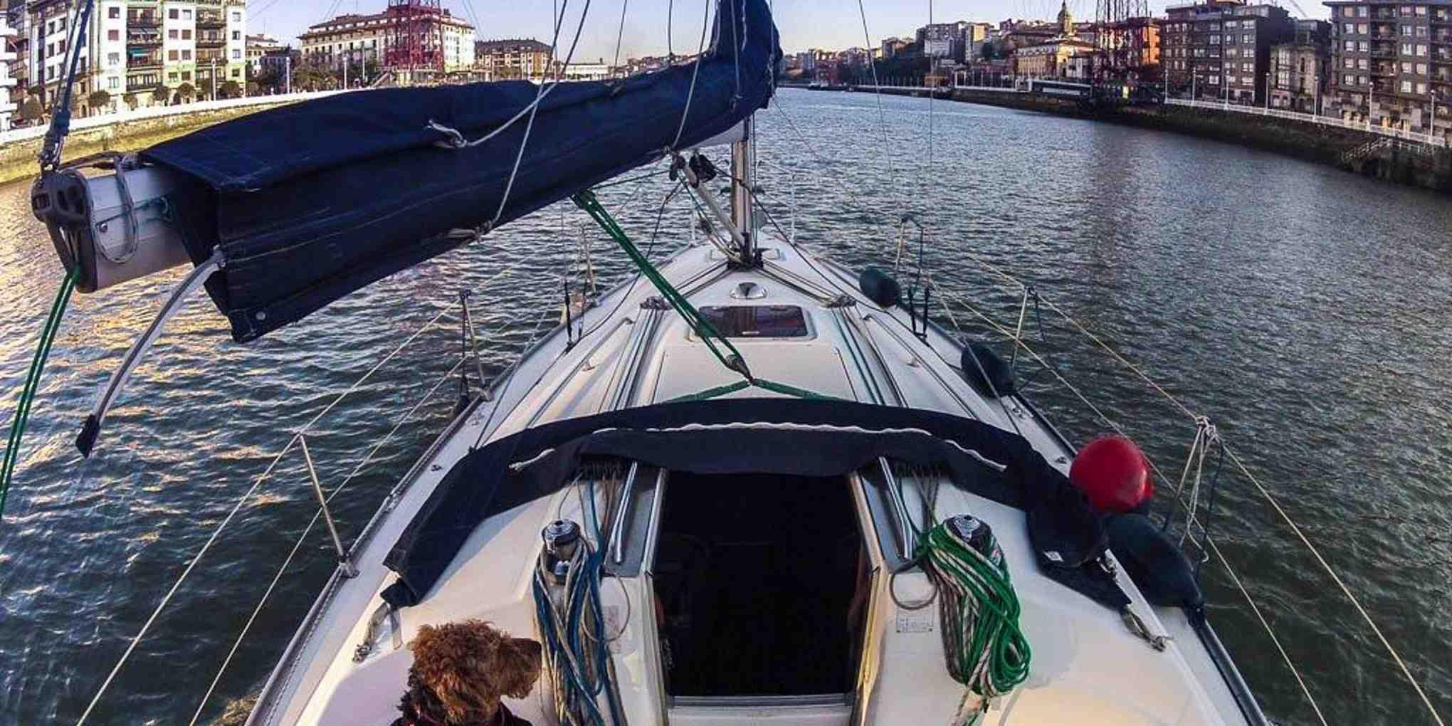 Sailing Bilbao