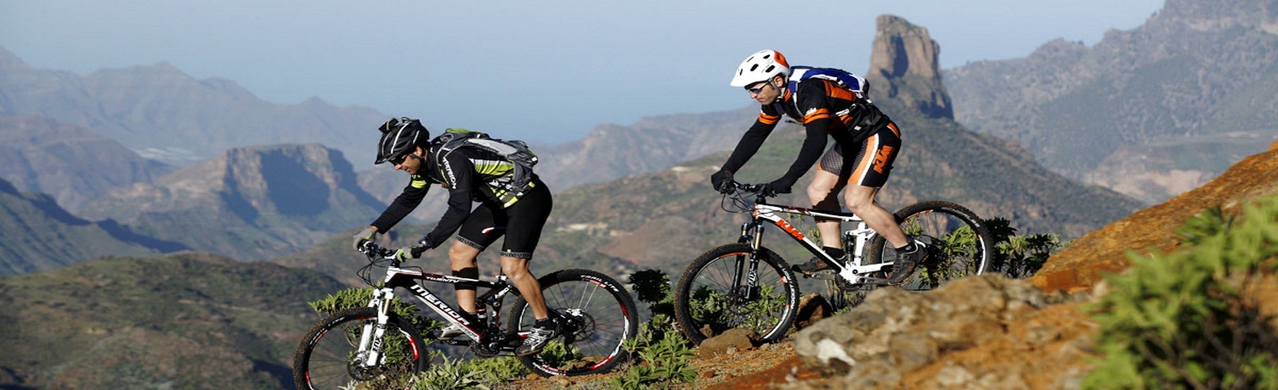 Mountain Biking en Gran Canaria