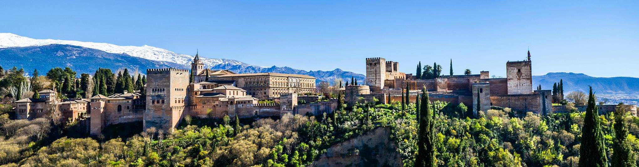 Skyline Granada