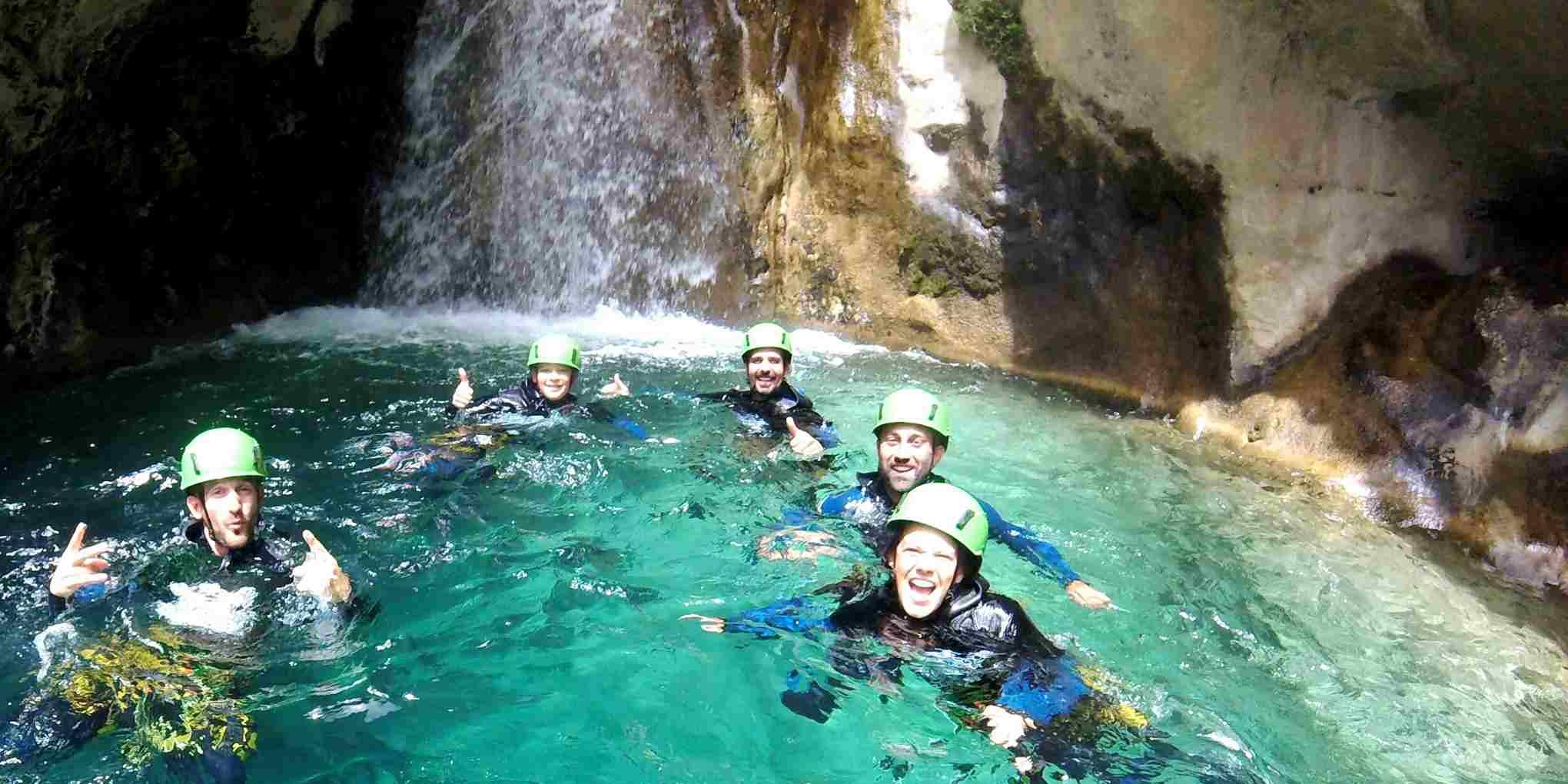 Cliff Jumping Granada