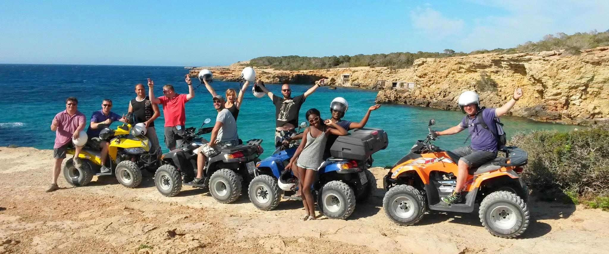 Ibiza Quad Touren und Buggy Touren