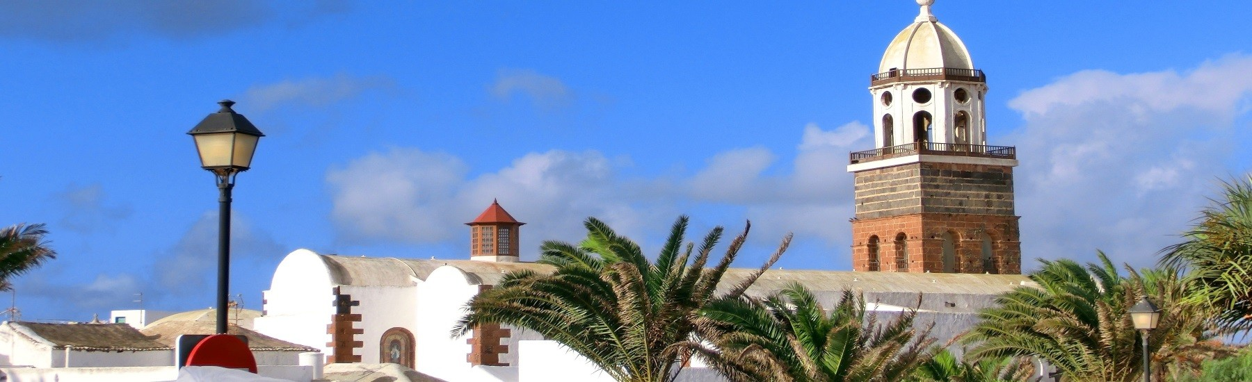 sightseeing in Lanzarote - cathedral