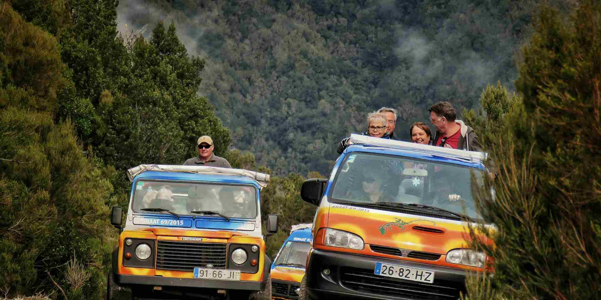 Madeira Jeep Safari