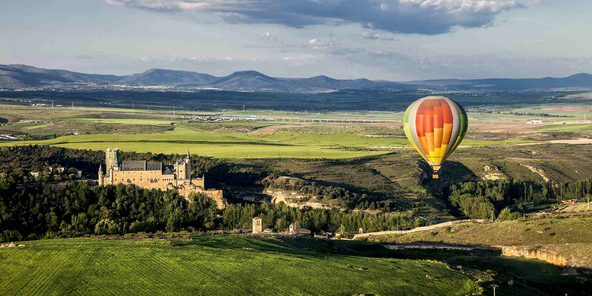 Ballooning Madrid