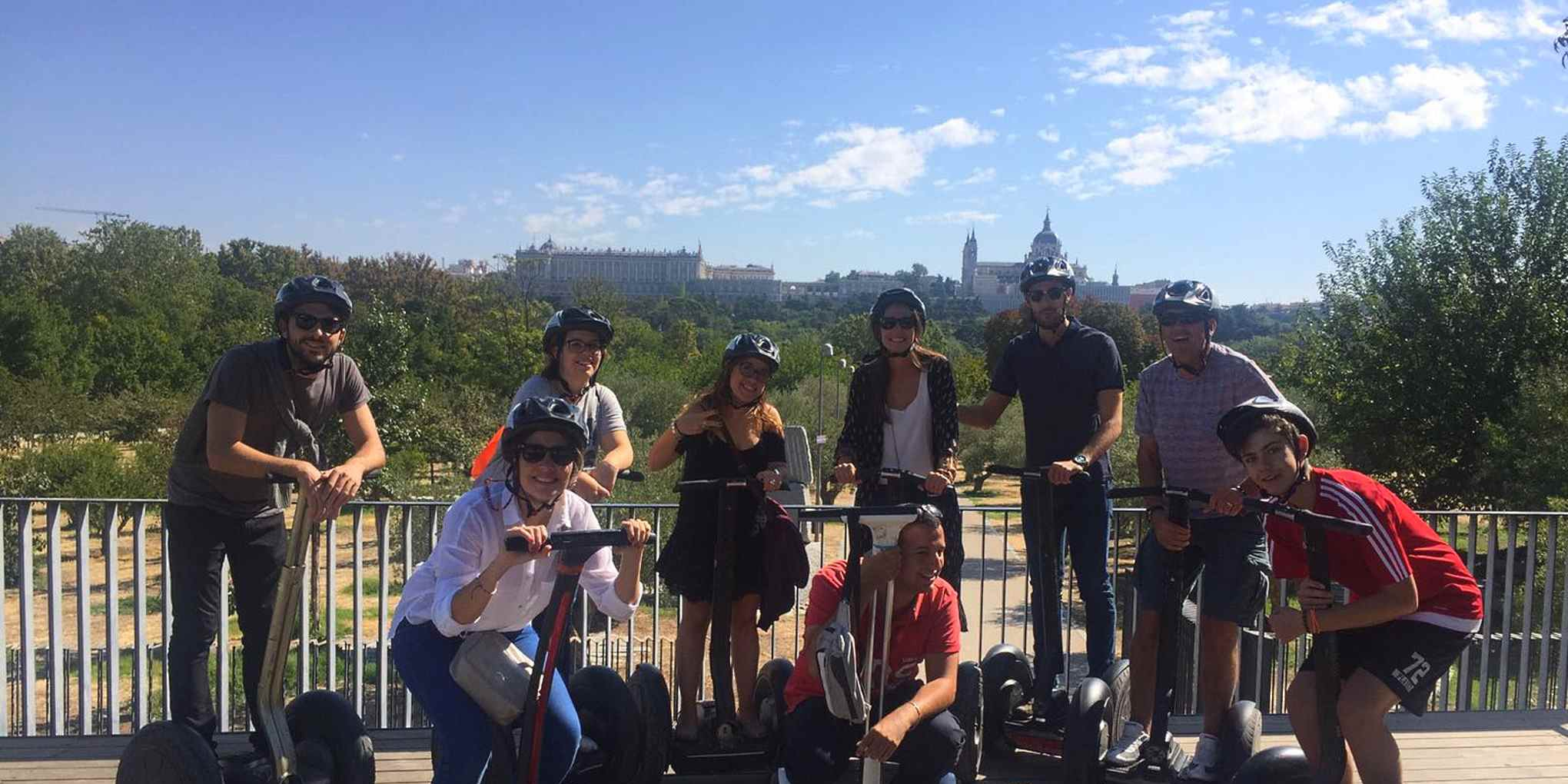 Tour en Segway Madrid