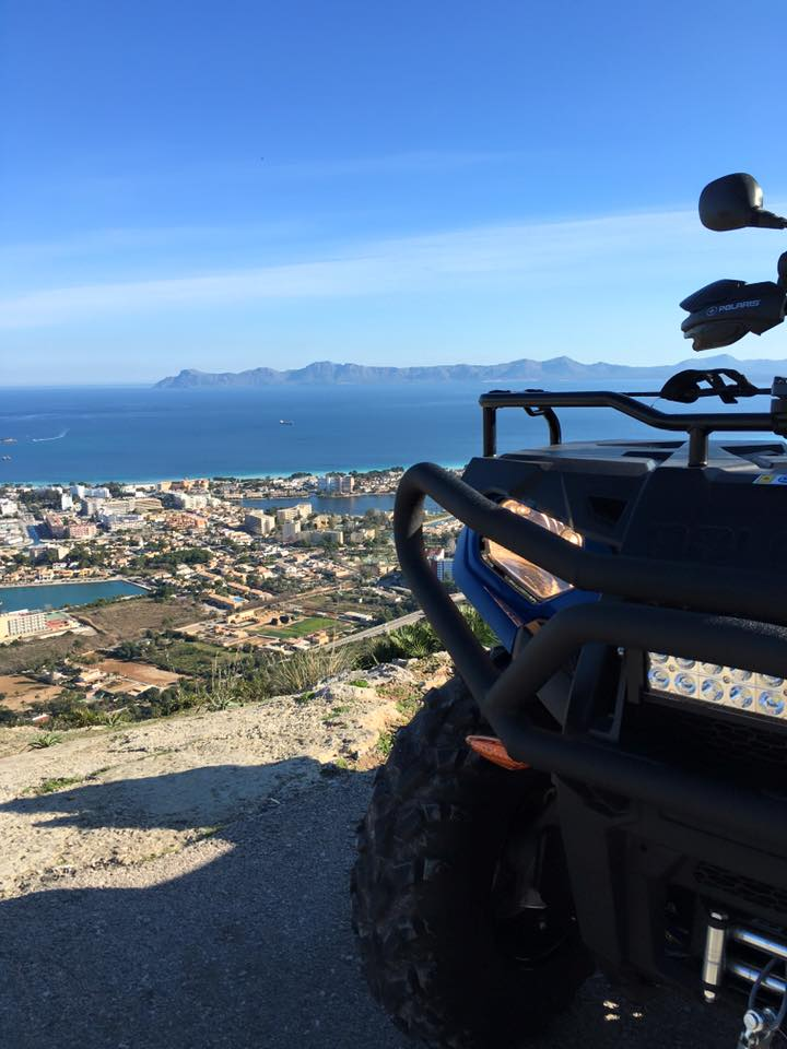 Quad Tour in Mallorca