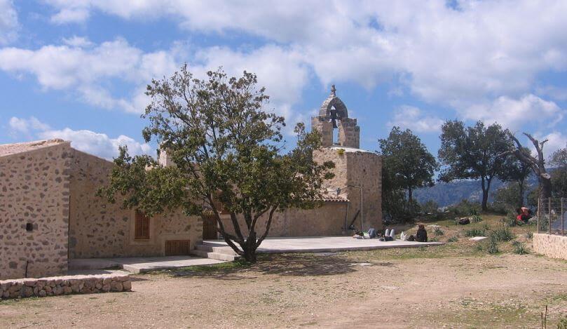 Castell d'Alaró Mallorca