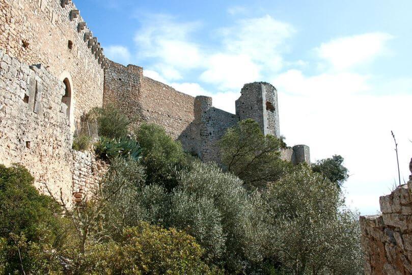 Castell de Santueri Mallorca