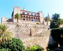 Almudaina Palast Palma