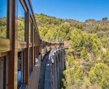 Zugfahrt Mallorca