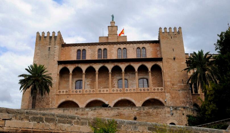 Palau de L'Almudaina Mallorca