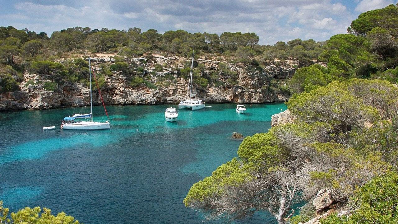 Mallorca Bootstour Traumbucht