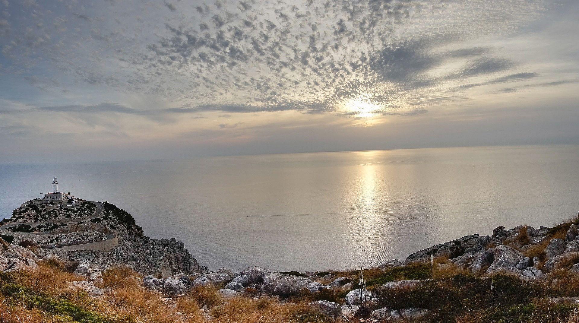 Mallorca Norden Cap Formentor