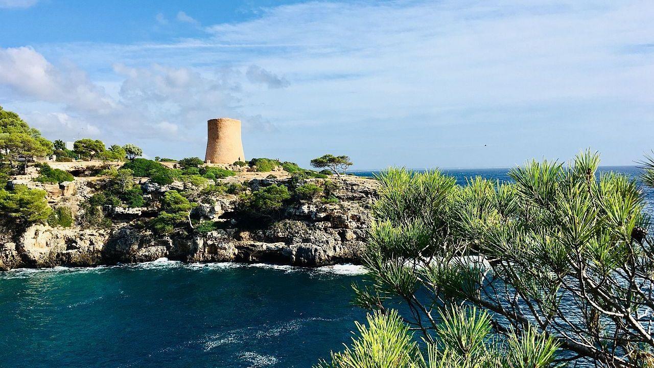 Mallorca regions south