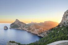 Mallorca Ausdehnung