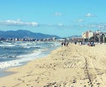 Mallorca Stadtstrand