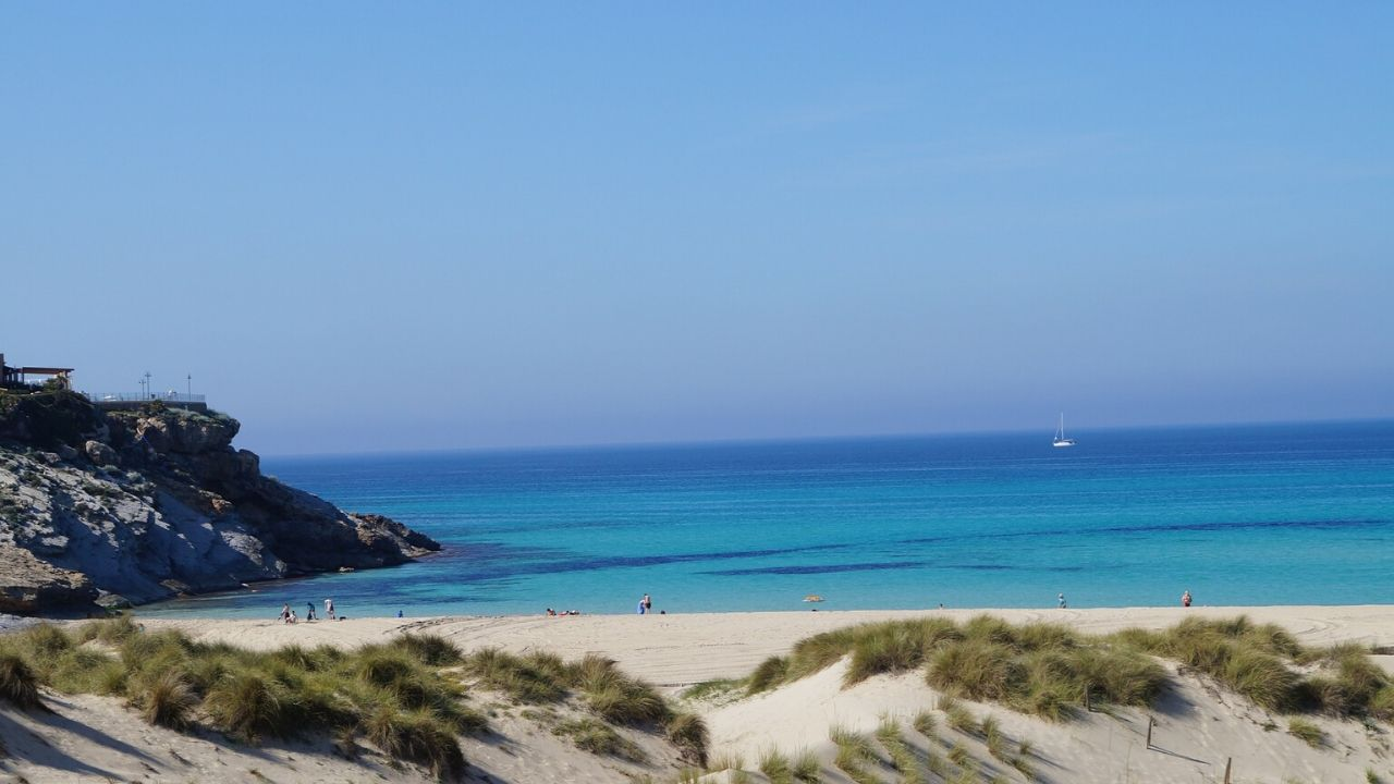 Mallorca Beaches and Dunes