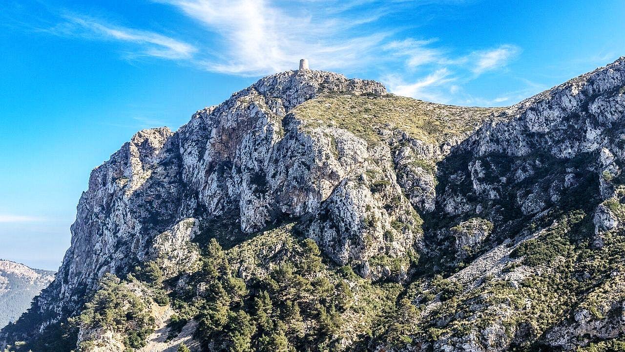 Mallorca Sierra Tramuntana