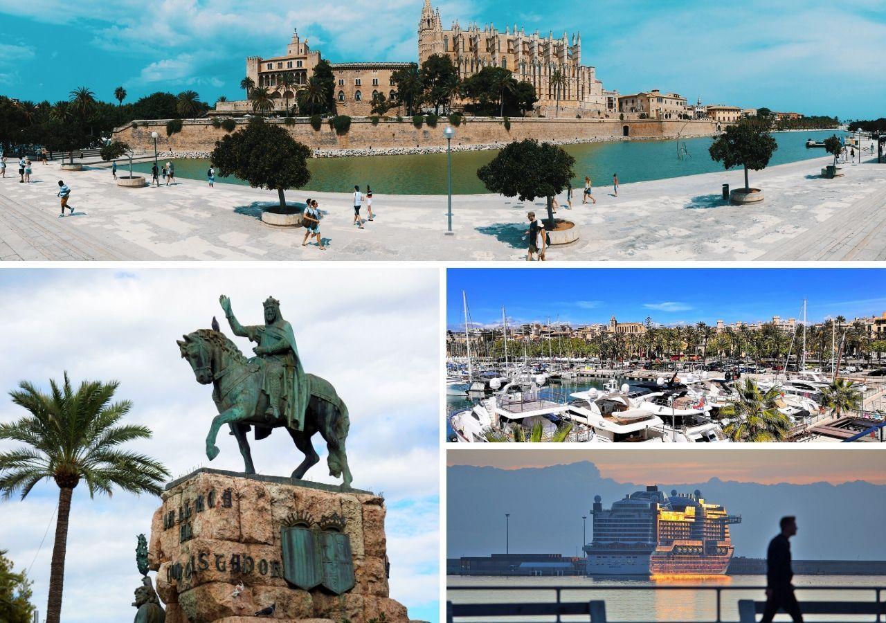 Discover Palma de Mallorca
