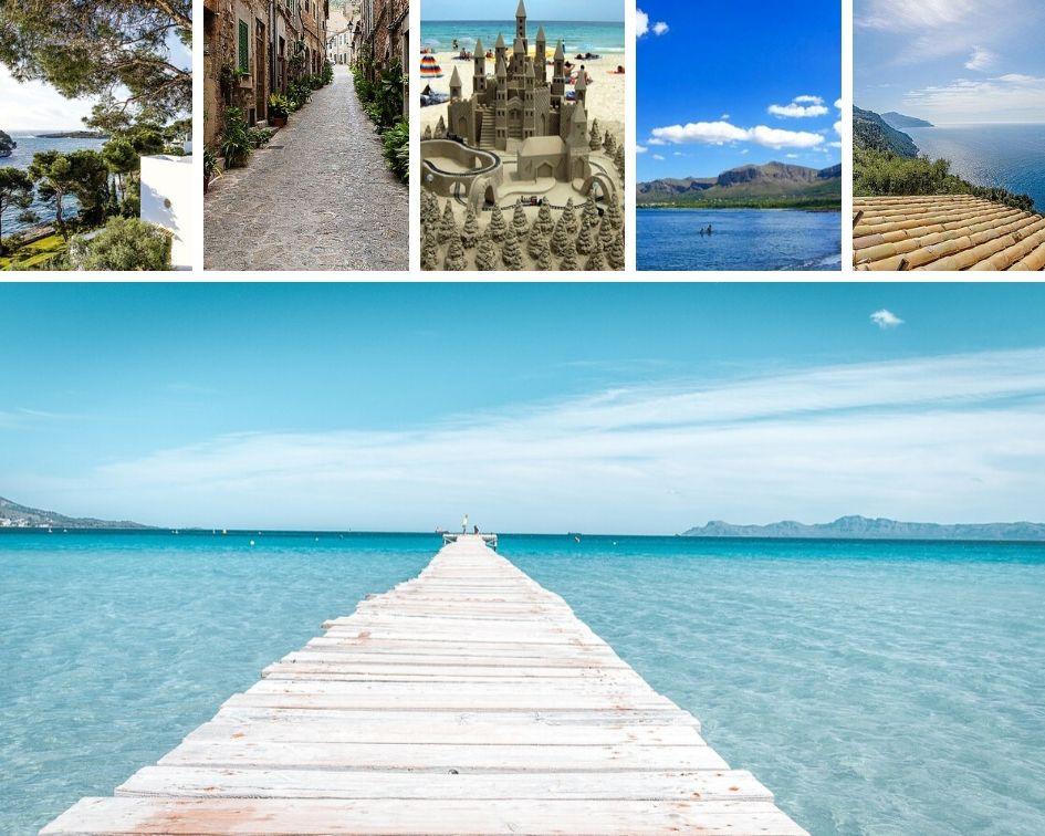 Holiday resorts Mallorca