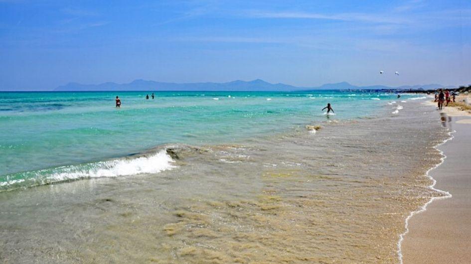 Holiday resorts Mallorca north