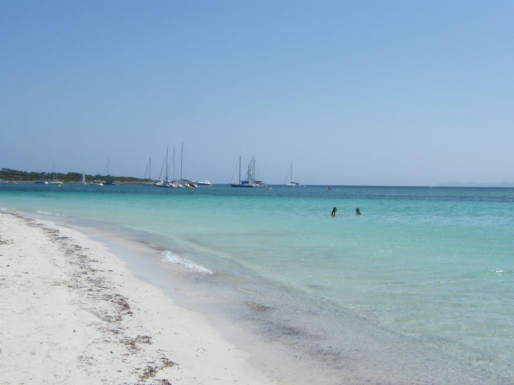 Traumstrand Cala es Carbó auf Mallorca
