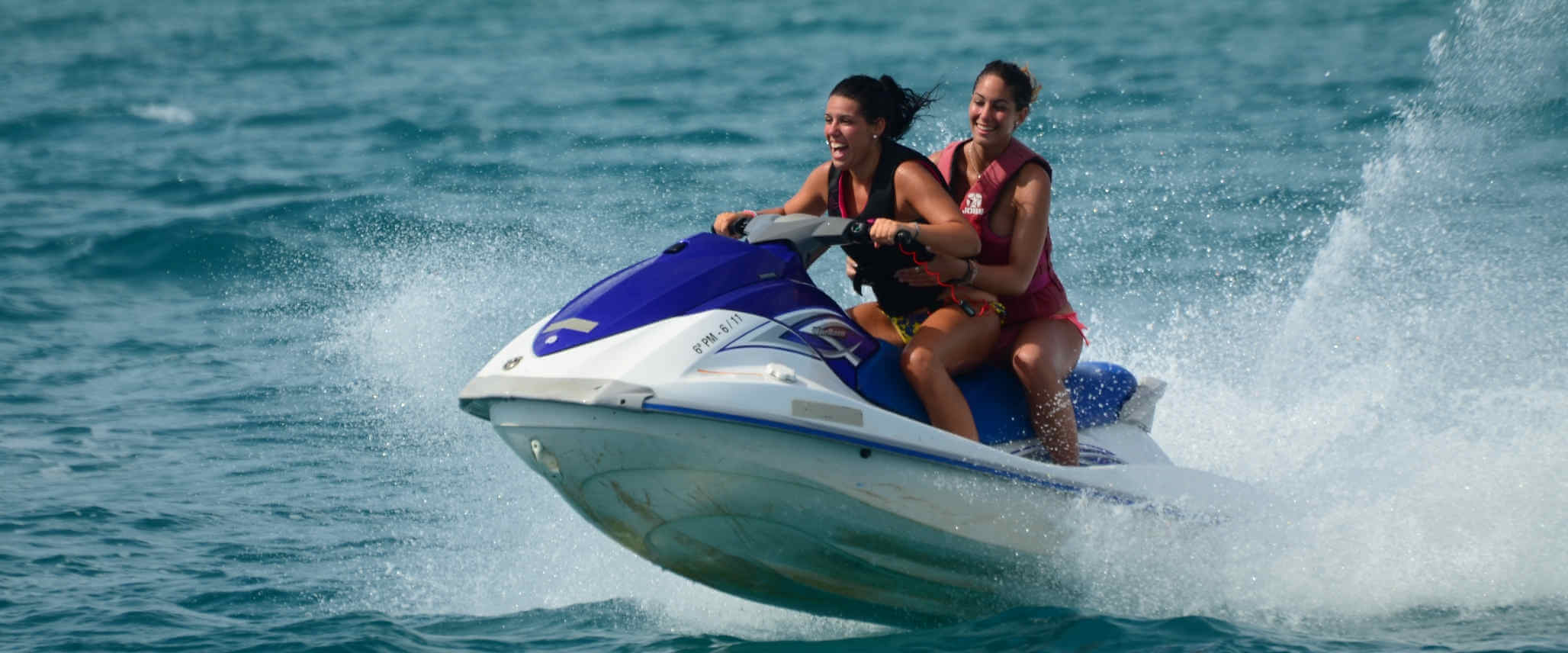 Jetskiing in Costa Blanca