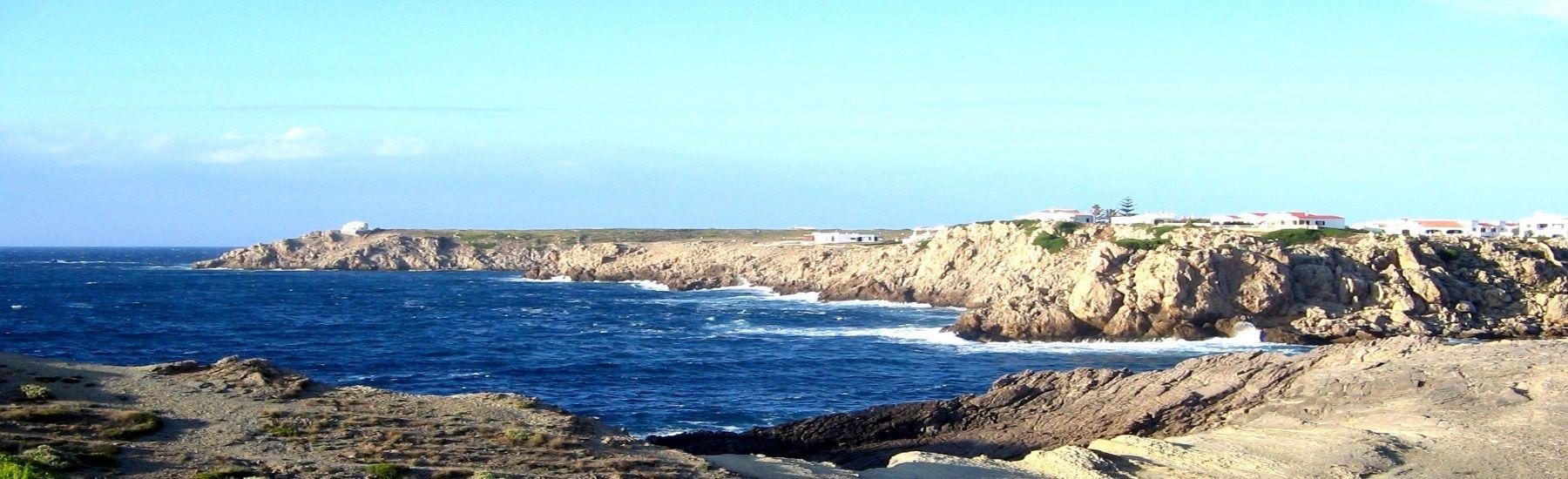 Die besten Ausflüge auf Menorca für den Urlaub - Küste und Klippen