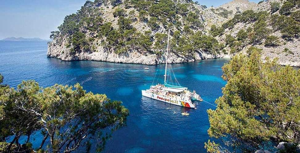 Ausflüge Mallorca mit dem Boot