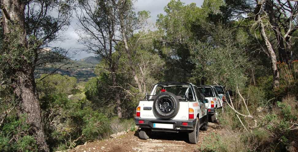 Buggy Abenteuer Mallorca