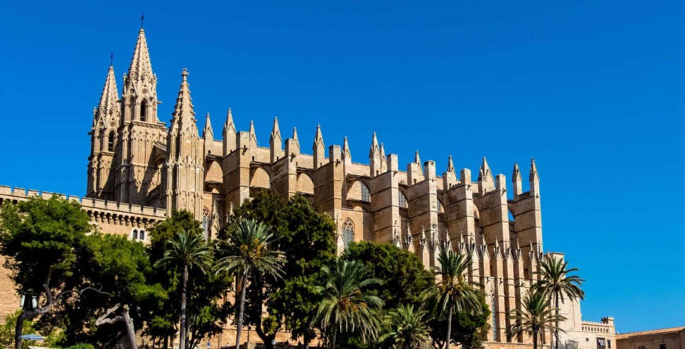 Sighseeing Mallorca