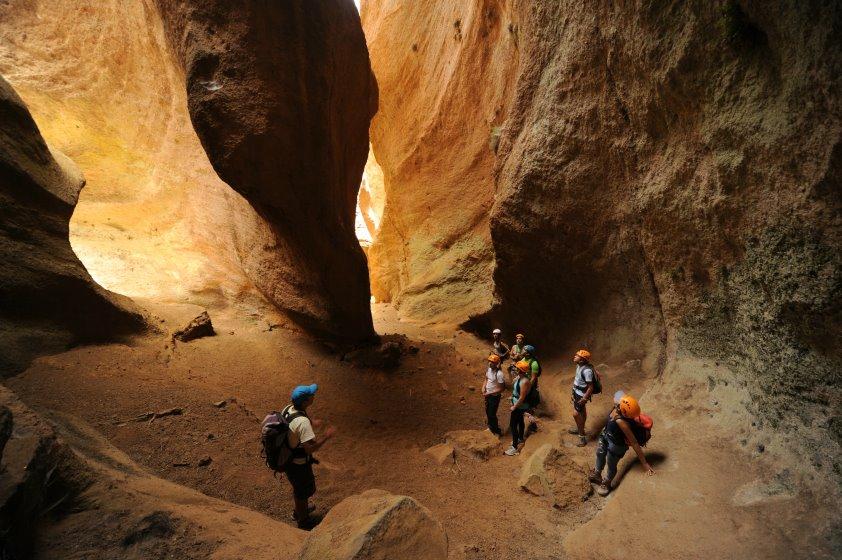 Höhlen Tour Teneriffa