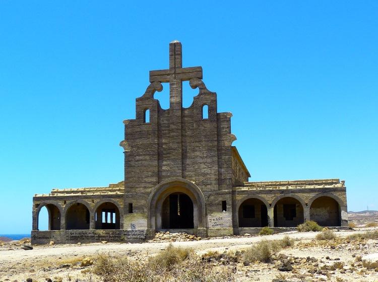 Geisterstadt Abades auf Teneriffa