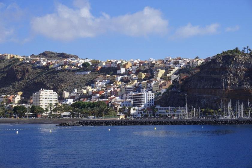 Los Cristianos Hafen Teneriffa
