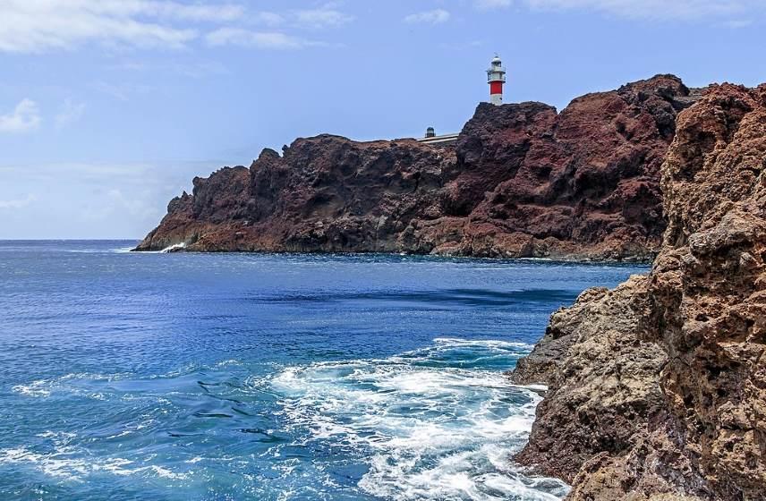 Punta Teno Teneriffa