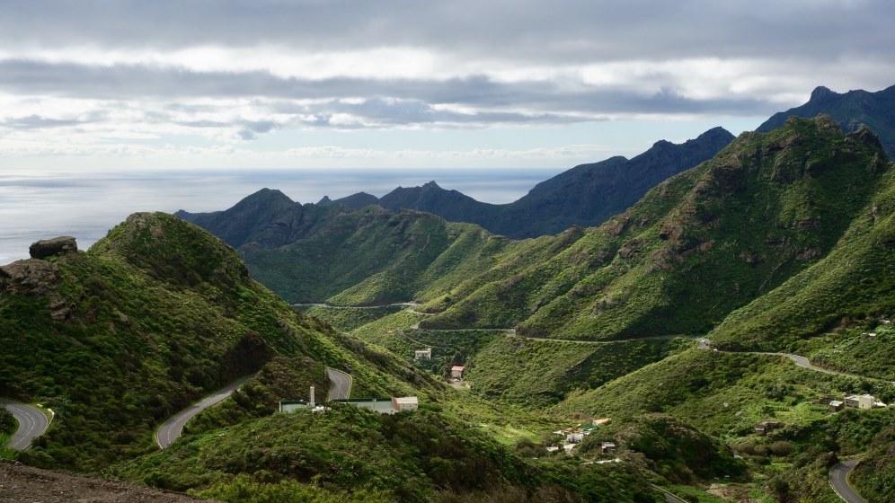 Beliebte Aktivitäten auf Teneriffa: Radfahren