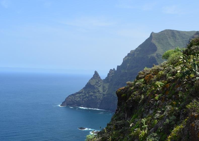 Punta del Hidalgo Berge, Teneriffa Sehenswürdigkeiten