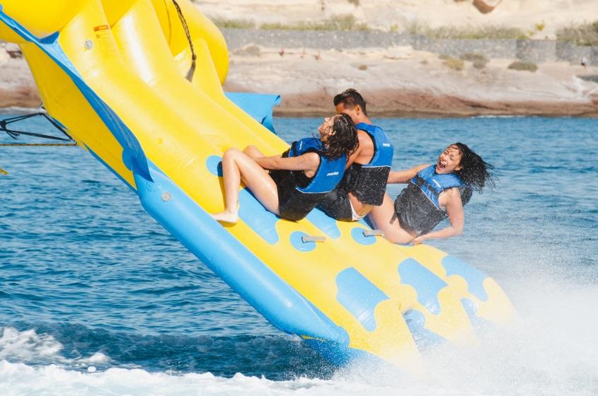 Teneriffa im Sommer: Wassersport