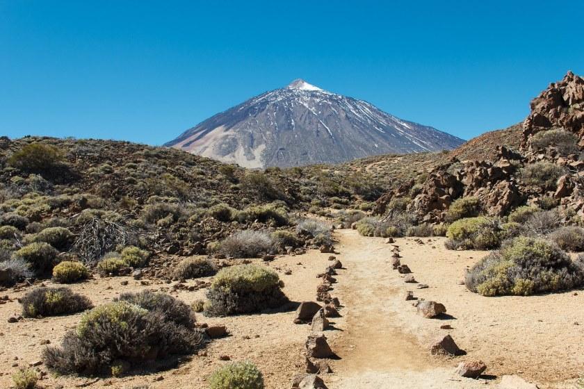 Teneriffa wandern Teide Nationalpark