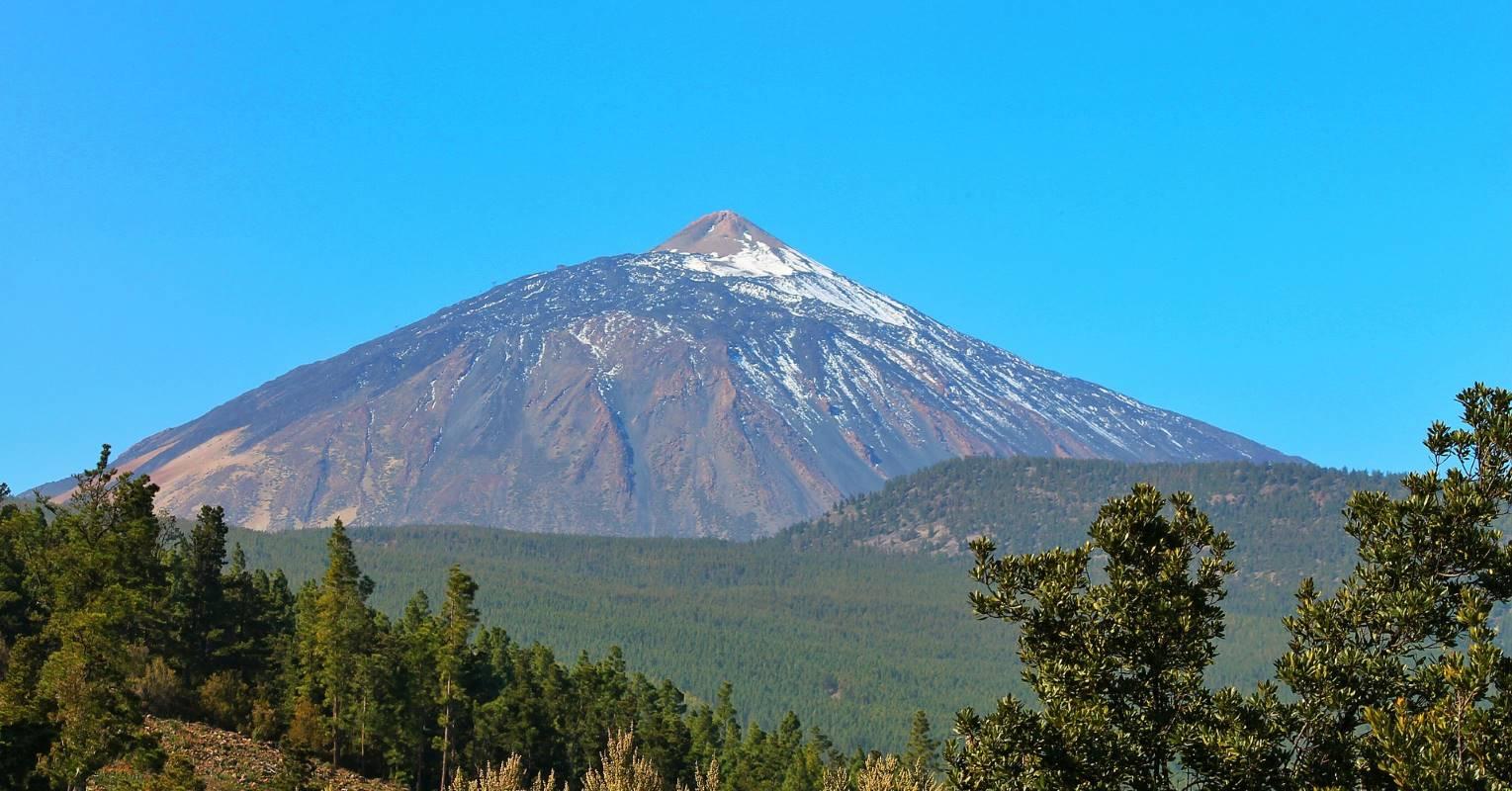 Pico el Teide Wetter