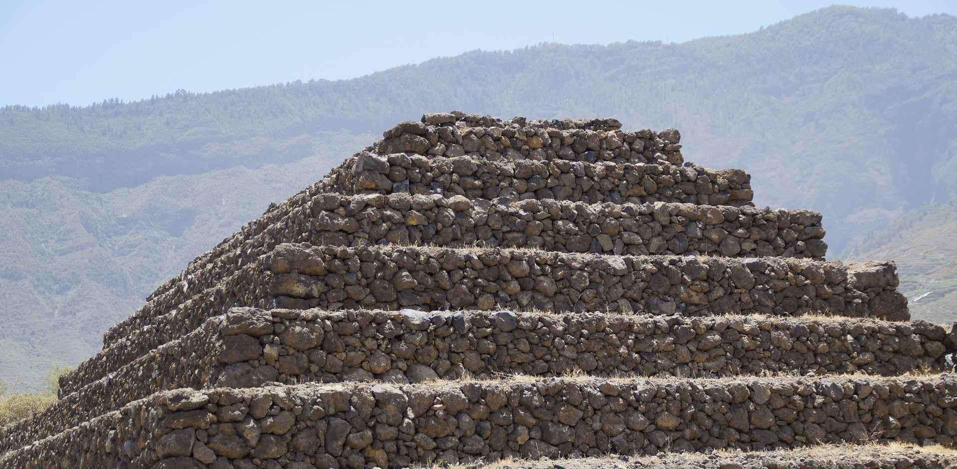 Pyramiden von Güimar Teneriffa - Sehenswürdigkeiten