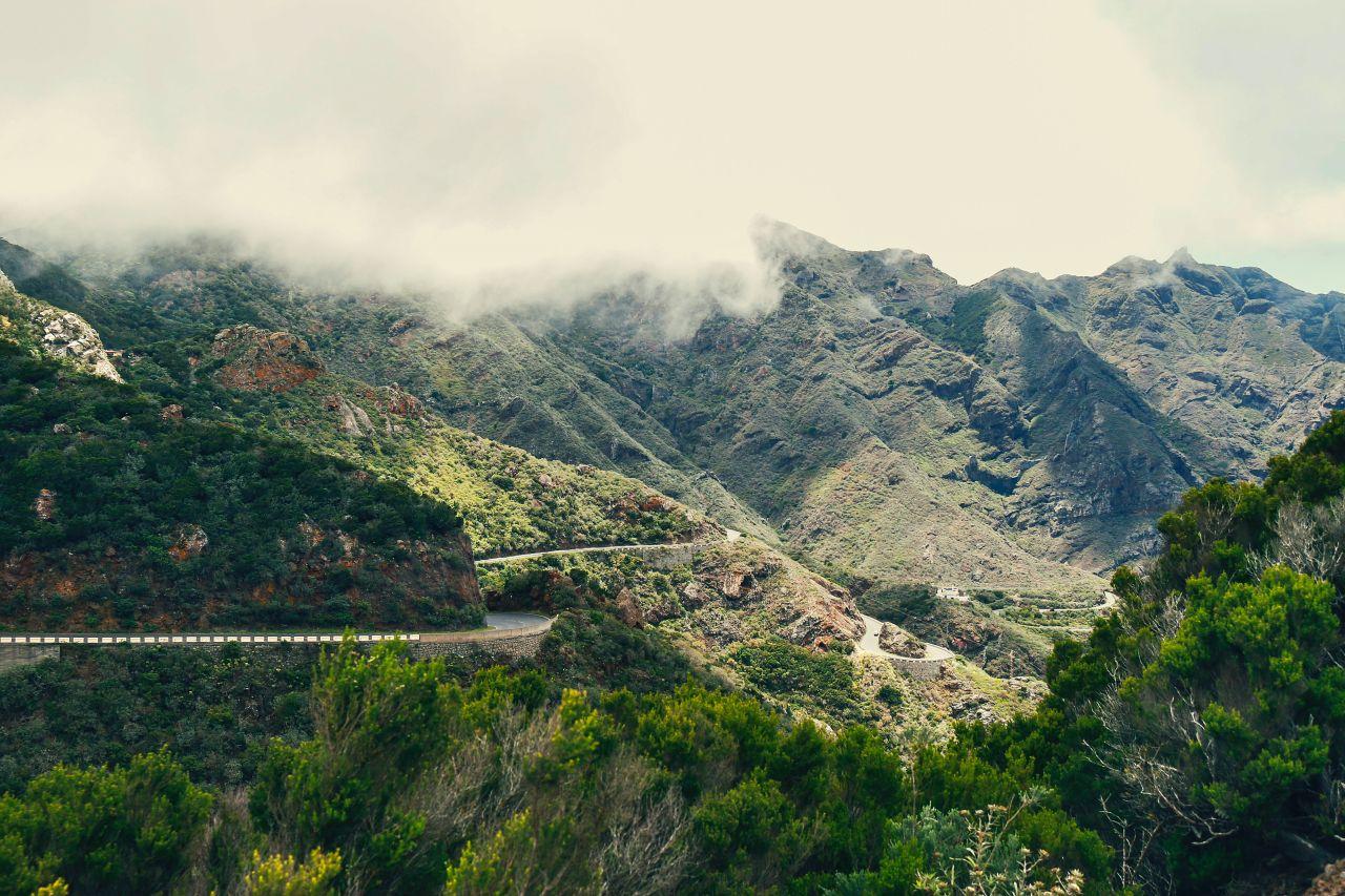 Fotolocation auf Teneriffa im Anaga-Gebirge