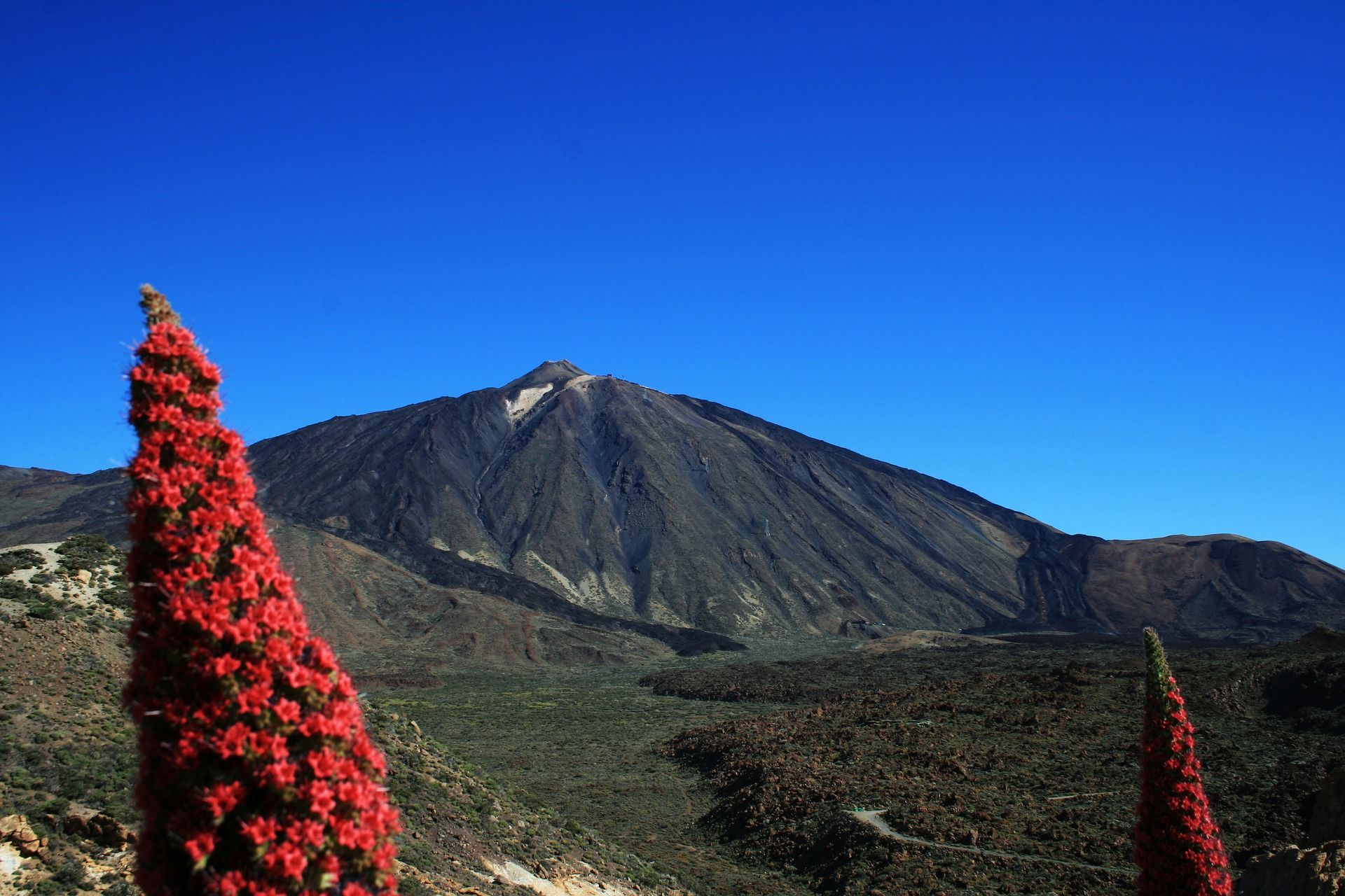 Fotomotiv auf Teneriffa Teide
