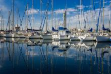 Mallorca Andratx Hafen